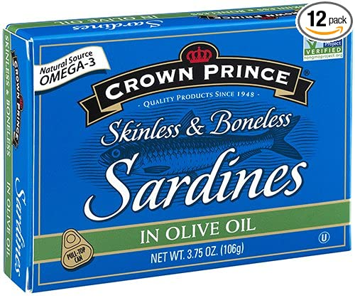 Crown Prince Sardines