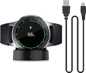 Amazon.com: Cargador para Samsung Galaxy Smart Watch 2018 ...