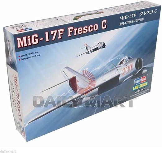 Hobbyboss 80334 1//48 MiG-17F Fresco C