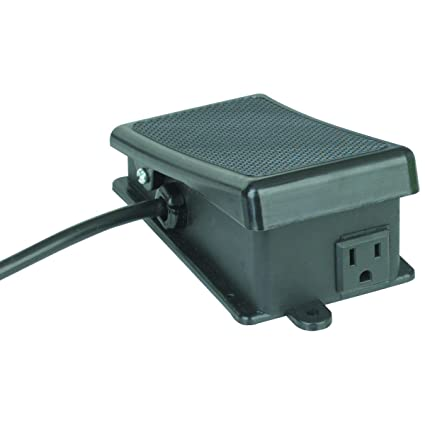 A table saw foot switch wiring wire center amazon com momentary power foot switch home improvement rh amazon com delta table saw switch wiring greentooth Gallery