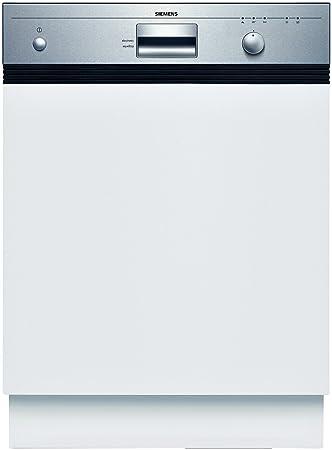 Siemens SE55E535EU lavavajilla Semi-incorporado 12 cubiertos A ...