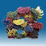 Instant Reef #R034S Artificial Coral Reef Aquarium Decor for Saltwater Fish, Marine Fish Tanks and Freshwater Fish Aquariums
