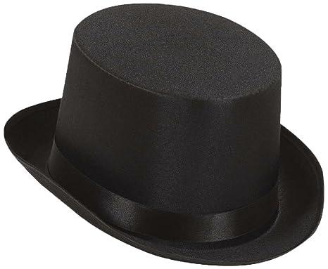 Cappello a Cilindro Nero  Amazon.it  Giochi e giocattoli f33a41c99e39