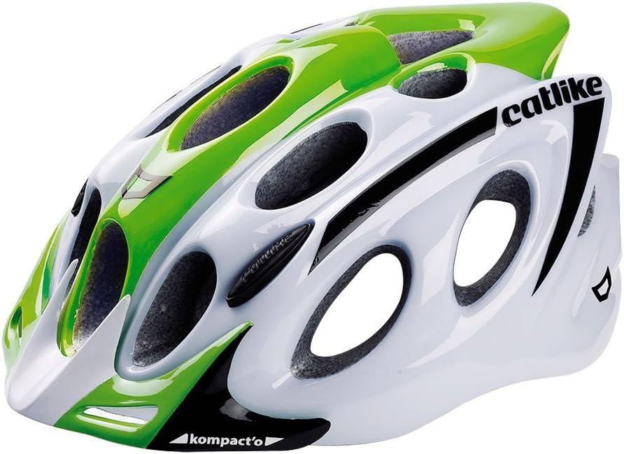 Catlike Kompacto - Casco de Ciclismo: Amazon.es: Deportes y aire ...
