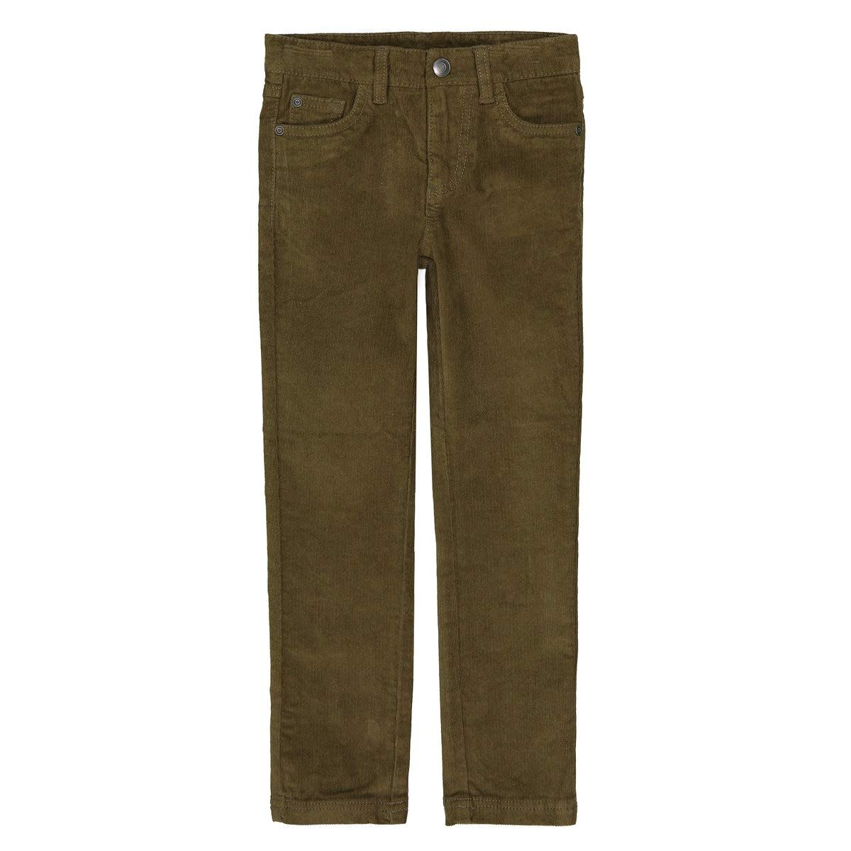 3-12 Years La Redoute Collections Big Boys Slim Fit Velour Trousers