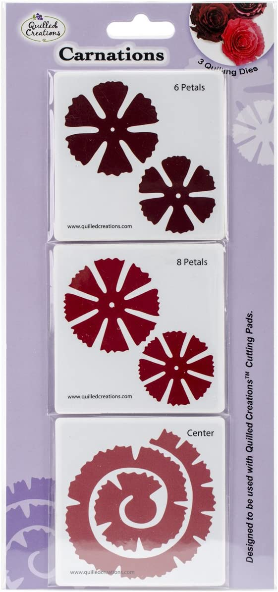 Pom Pom Quilled Creations Quilling Dies
