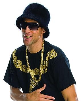 dientes rapero oro Grillz  Amazon.es  Juguetes y juegos 730cc71336b