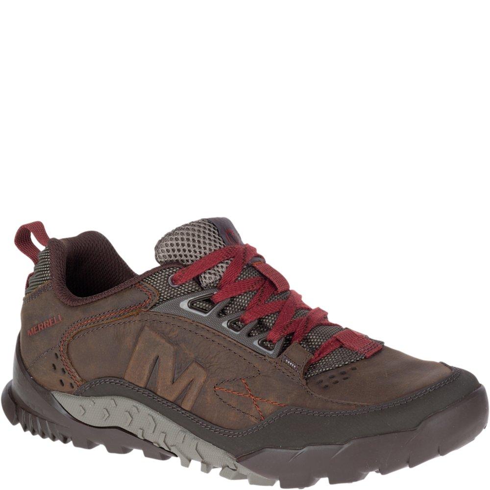 Merrell Men's Annex Trak Low Hiking Shoe, Clay, 41 M EU/7 M UK/7.5 M US by Merrell