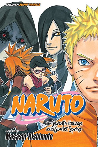 (Naruto: The Seventh Hokage and the Scarlet Spring)