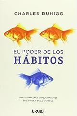 El poder de los habitos (Spanish Edition) Paperback