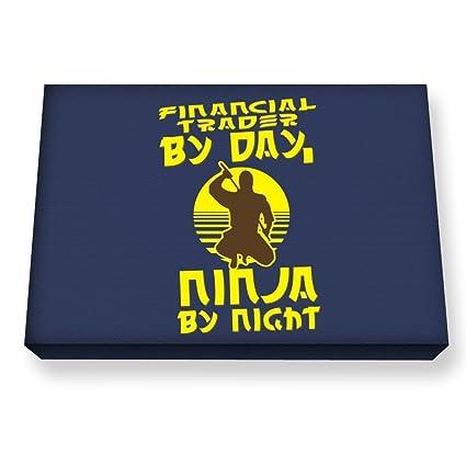 Amazon.com: Teeburon Financial Trader by day, ninja by night ...