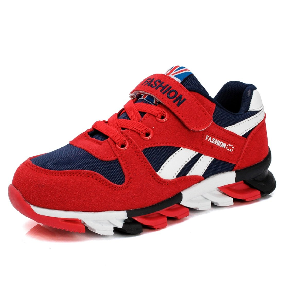YIBLBOX Kids Lightweight Running Sport Shoes Comfortable Casual Athletic Sneakers For Boys Girls