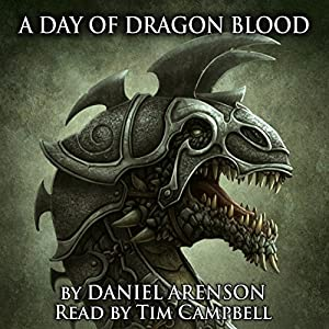 A Day of Dragon Blood Audiobook