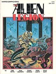 The Alien Legion (Marvel graphic novel)
