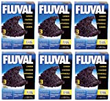 Hagen 18-Pack Fluval Carbon Nylon Bags for Canister Filters, 100gm