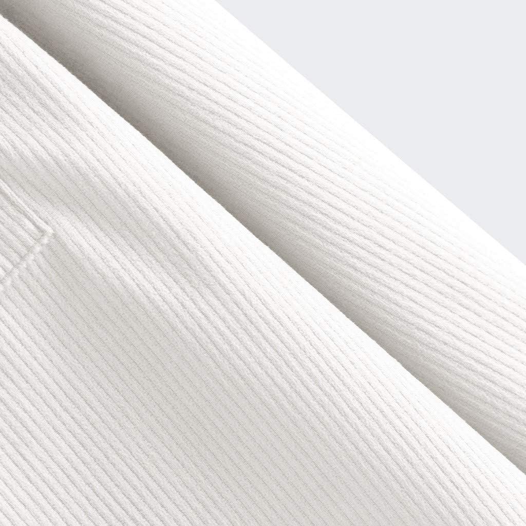 DAY8 Camicia Uomo Manica Lunga Invernale Larghe Camicie Uomo Maniche Lunghe Eleganti Invernali Regular Velluto a Coste Tinta Unita Casual Ufficio Moda