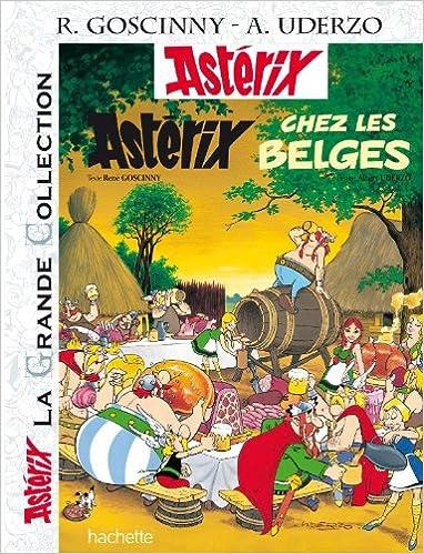 Livre gratuits Astérix La Grande Collection - Astérix chez les les belges - nº24 pdf