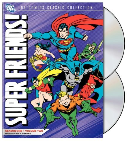 Super Friends - Season 1, Vol. 2 ()