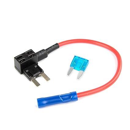 Jtron fusibles de repuesto para coche, 12 V, fusibles, fusibles de ...