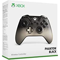 Microsoft Wireless Controller: Phantom Black - Special Edition for Xbox One