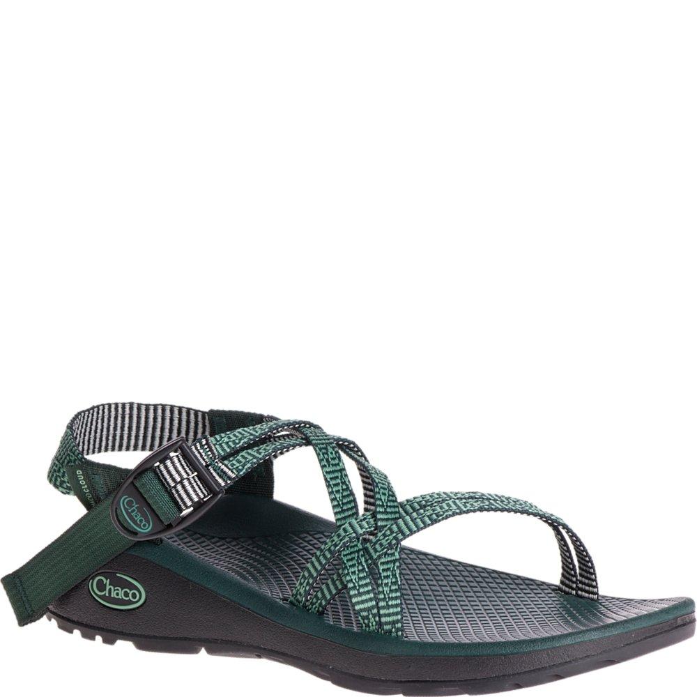 Chaco Women's Zcloud X Sport Sandal B071GMK7SL 9 B(M) US Blazer Green