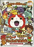 YOUKAI WATCH - COMPLETE TV SERIES DVD BOX SET ( 1-76 EPISODES )