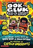 img - for The Adventures of Ook and Gluk, Kung-Fu Cavemen From the Future (Captain Underpants) book / textbook / text book