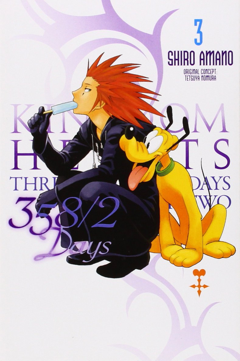 Kingdom Hearts 358/2 Days, Vol. 3 - manga: Shiro Amano: 9780316401203:  Amazon.com: Books