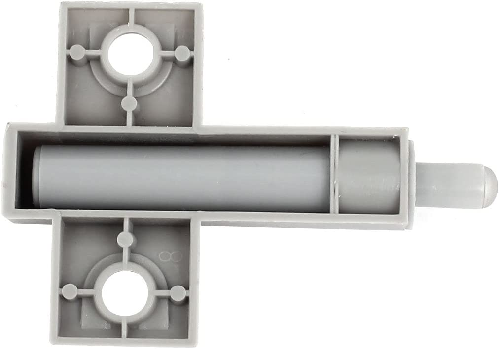 Aexit Cupboard Cabinet Kitchen Door Plastic Damper Buffer Soft Quiet Close Closer Cushion Gray a33278e951e1a0a908997547d509380b