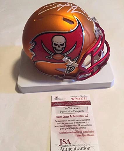 94d0499f Amazon.com: Autographed Gerald Mccoy Signed Tampa Bay Buccaneers ...