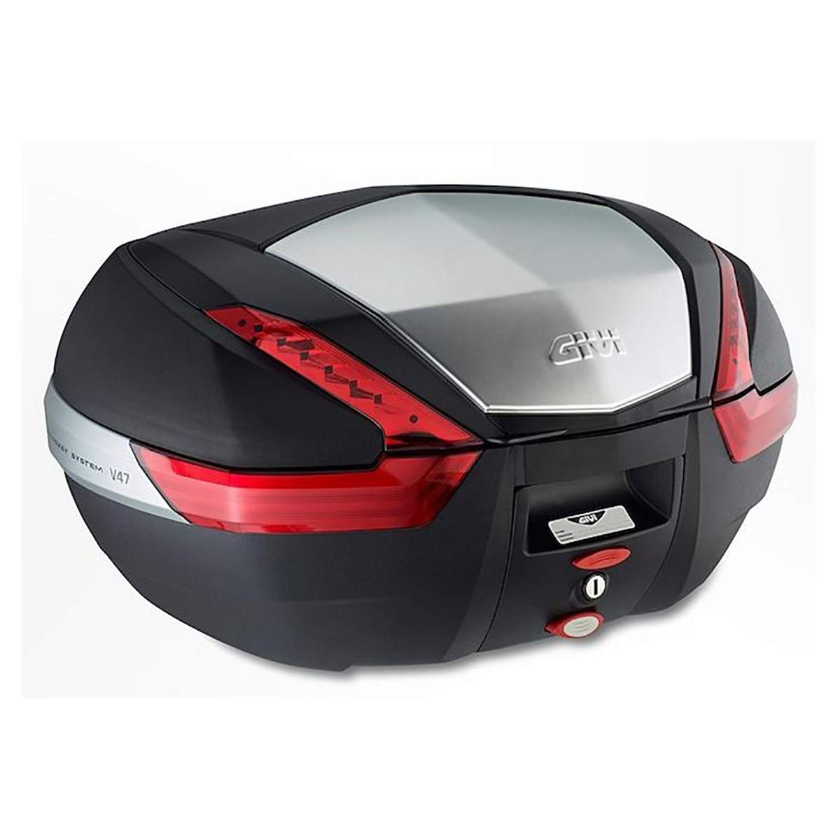 Givi V47N 47 liter Monokey Motorcycle Top Case by GIVI