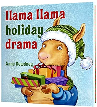 book cover of Holiday Drama