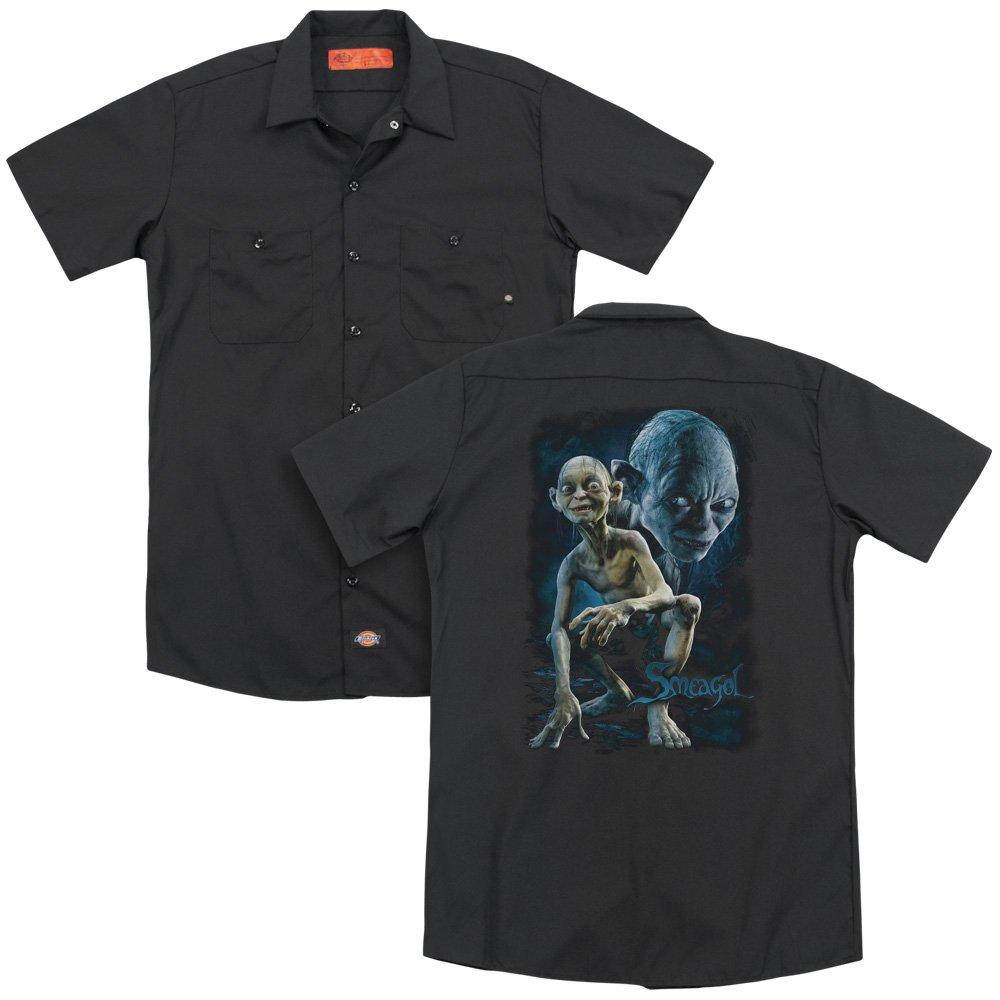 Lor Smeagol Adult Work Shirt