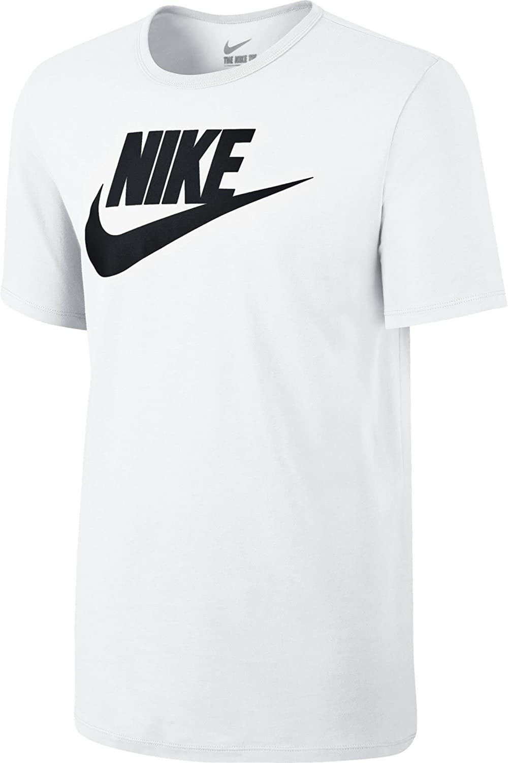comprar genuino estilo novedoso diseño moderno Nike Men's Icon Futura Short Sleeve Top: Amazon.co.uk: Clothing