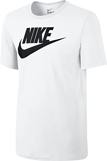 Nike Men's Icon Futura Short Sleeve Top: Nike: Amazon.co.uk: Sports &  Outdoors