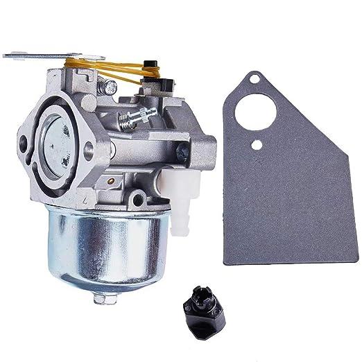 VacFit carburador para Briggs & Stratton Engine Tractor ...
