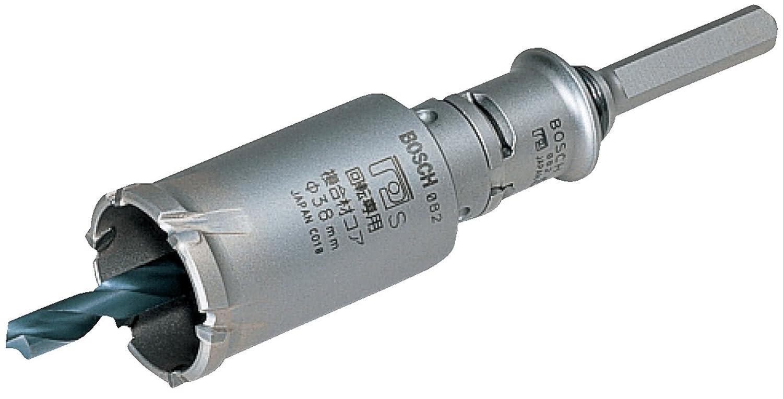 BOSCH(ボッシュ) ポリクリックシステム 複合材コアセット53mmφ (SDSプラスシャンク) PFU-053SDS B00DFHAZQ4 53mm|SDSプラスシャンク 53mm