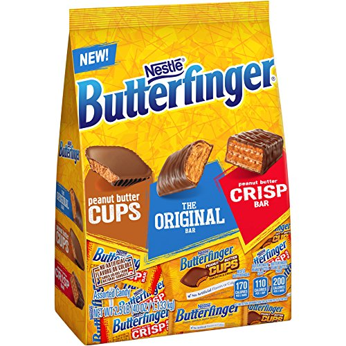 Butterfinger Jumbo Party Bag, 35.9 Ounce]()