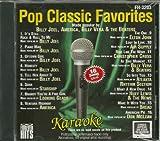 FOREVER HITS Karaoke POP CLASSIC FAVORITES FH-3203 CDG 16 Songs