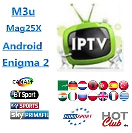 E-great Waho IPTV 4000+ channels USA 12-MONHT Subcription