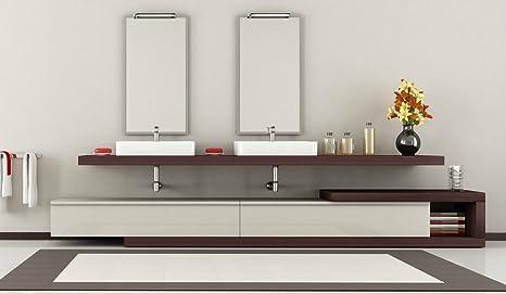 Artimode Made In Italy Mobile Bagno Mega 150 Cm Amazon It Casa E
