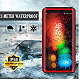 Samsung Galaxy Note 9 Waterproof case, Full-Body Rugged Case with Built-in Screen Protector & Kickstand Heavy Duty Protective for Samsung Galaxy Note 9