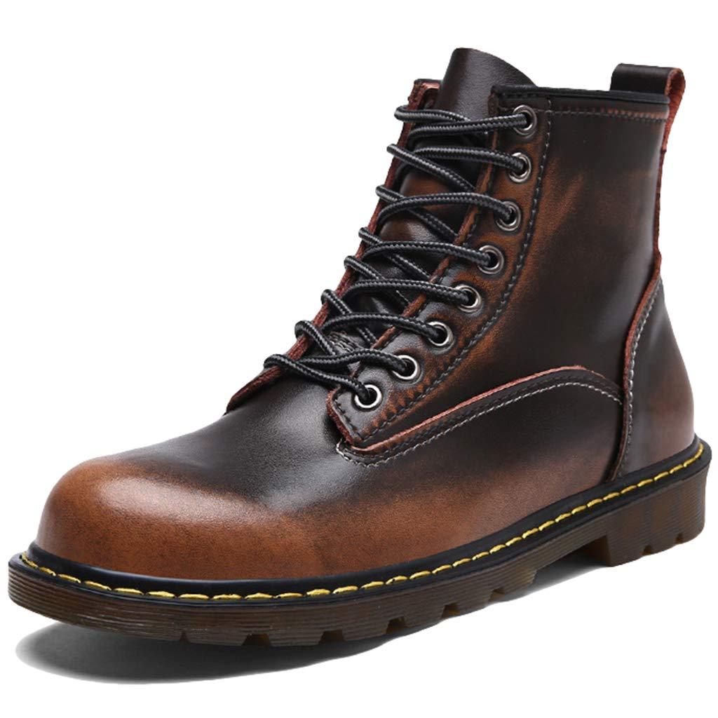 pour Chaussures marron en Cuir à Hommes wthfwm Lacets 1FKJ3Tlc