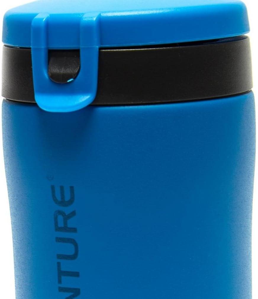 LifeVenture Stainless Steel Thermal Vacuum Flask Travel Camping Mug 300ml