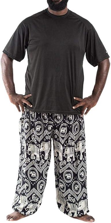 Pantalones De Verano para Hombres Pantalon Lino Hombre Verano ...