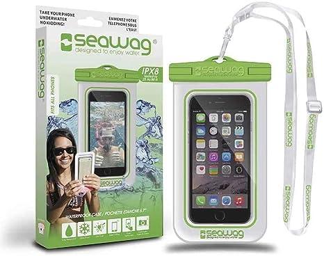 Bolsa resistente al agua 25 M Seawag para Smartphone, color au ...
