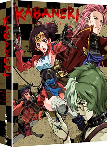 Blu-ray : Kabaneri Of The Iron Fortress: Season One (With DVD, Limited Edition, Boxed Set, 4 Disc)