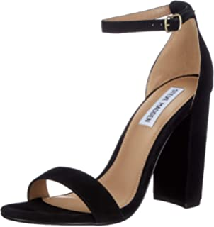 c391940b75f Steve Madden Women's Carrson Dress Sandal: Amazon.co.uk: Shoes & Bags