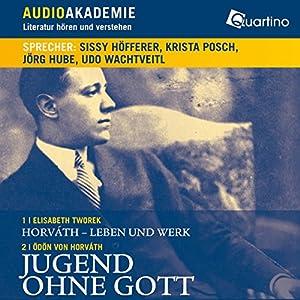 Jugend ohne Gott (Literatur hören und verstehen) Hörbuch