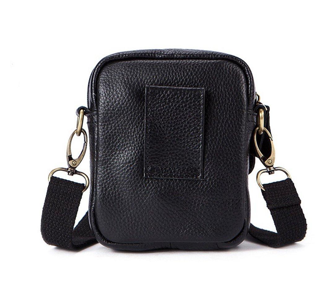 Sucastle Sucastle Sucastle Herren Leder Umhängetasche Schultertasche Kuriertasche Messenger Bag Große Kapazität Vintage Design, 1 B07DPPMDRL Schultertaschen ef660c